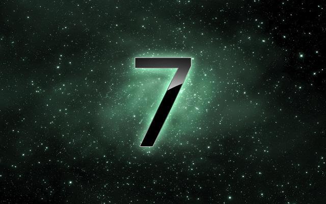 nằm mơ thấy số 7