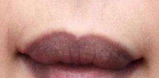 Đoán tính cách phụ nữ có tướng môi thâm