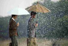 Ngủ mơ thấy trời mưa là điềm báo gì?