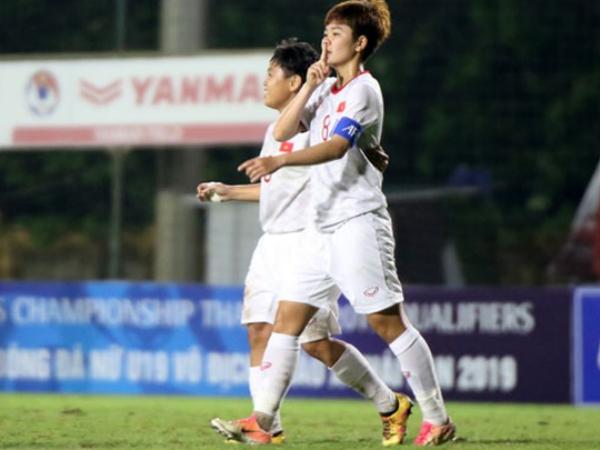 Tuyển nữ Việt Nam vượt qua vòng loại U23 châu Á nhờ vào chỉ số fair-play