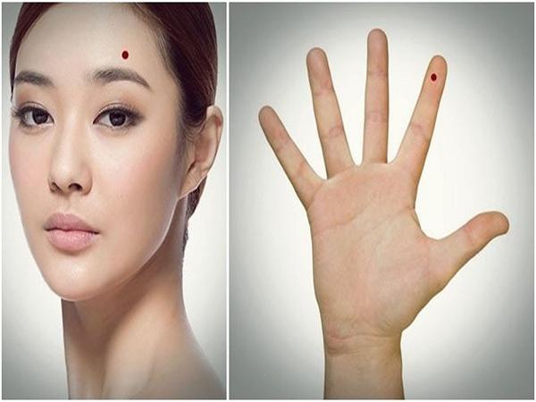 Giải mã bí ẩn về nốt ruồi son trên gương mặt của phụ nữ