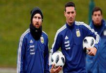 Argentina thua trận ra quân Copa America 2019