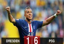 PSG thắng trận ra quân: Mbappe lập cú đúp