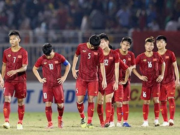 Campuchia tạo cơn địa chấn thứ 2 khi thắng U18 Việt Nam