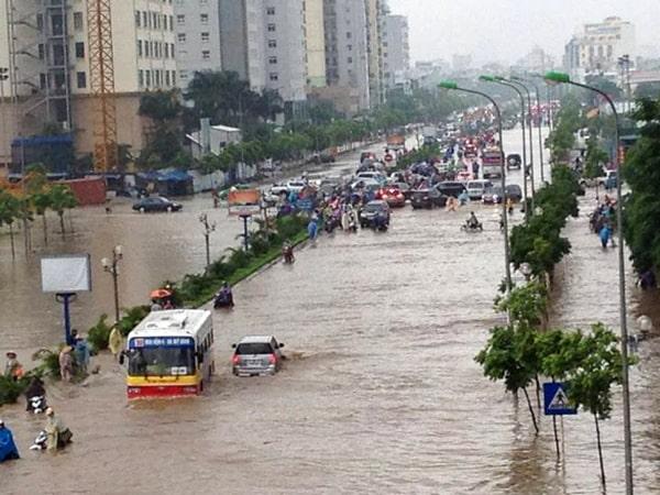 Mơ thấy lũ lụt là điềm báo tốt hay xấu - Đánh con số nào?