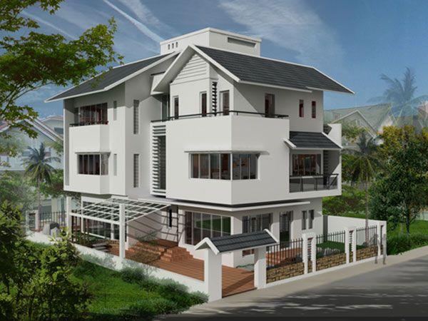 Xem hướng xây nhà theo phong thủy - Xây nhà hướng nào tốt?