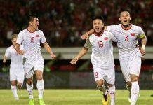 Việt Namvào nhóm có suất đi tiếp tại Vòng loại World Cup