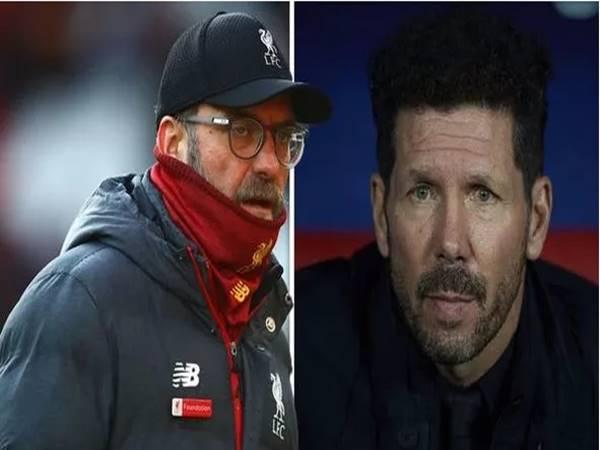 Liverpool đụng độ Atletico Madrid