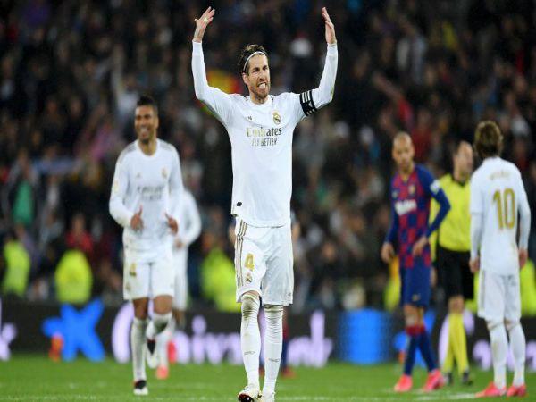 La Liga trở lại Real Madrid dẫn đầu