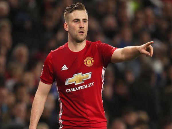 Luke Shaw tự tin MU sẽ hạ được Tottenham