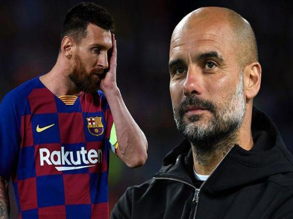 Bóng đá Anh tối 26/8: Man City mời Messi ký hợp đồng 3 năm