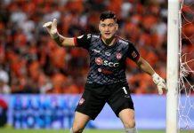 Bóng đá Việt Nam sáng 22/9: Văn Lâm được vinh danh tại Thai League