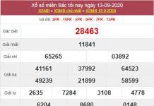 Thống kê XSMB 14/9/2020 chốt lô miền Bắc cùng cao thủ
