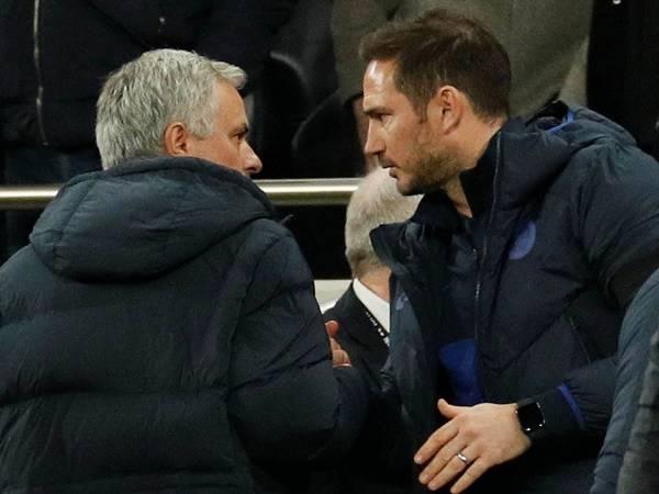 Tin bóng đá 30/9: Mourinho chửi thẳng mặt Lampard cực gay gắt