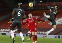 Bóng đá hôm nay 25/1: MU ngược dòng đánh bại Liverpool