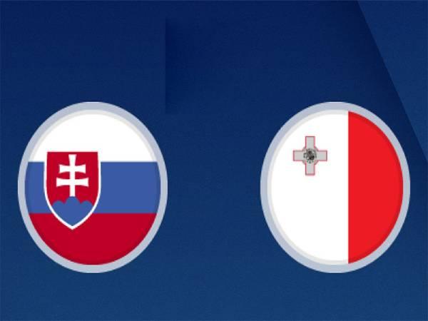 Nhận định bóng đá Malta vs Slovakia, 2h45 ngày 28/3