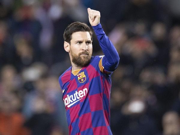 Tin bóng đá sáng 26/4 : Messi đồng ý giảm lương để ở lại Barca