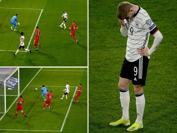 Bóng đá Đức hôm nay 4/1: Werner xứng danh 'chân gỗ'