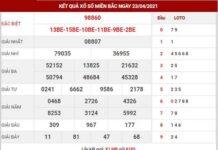 Phân tích XSMB ngày 24/4/2021 - Phân tích xổ số Nam Định thứ 7