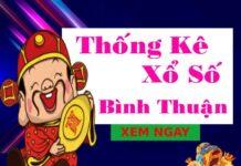 Thống kê xổ số Bình Thuận 29/4/2021