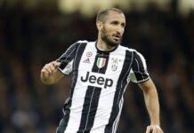 Tin bóng đá tối 28/5 : Chiellini gia hạn hợp đồng với Juventus