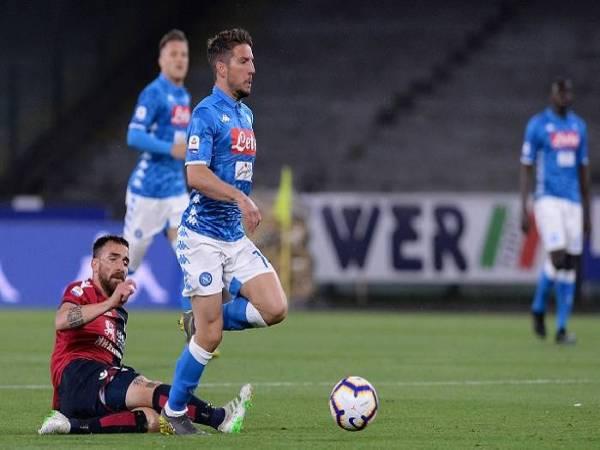 dự đoán trận đấu Napoli vs Cagliari