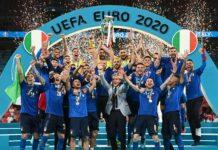 Bóng đá hôm nay 12/7: Italy lên ngôi vô địch, lập hàng loạt kỷ lục