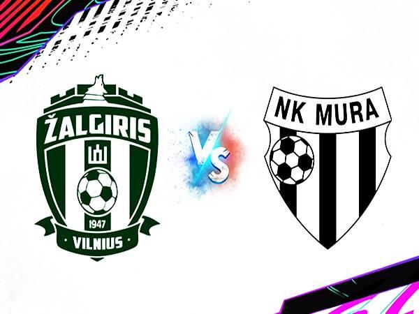 Soi kèo Zalgiris vs Mura, 00h00 ngày 13/08 VL Cup C2