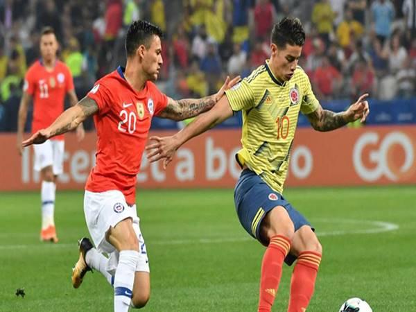 Dự đoán bóng đá Colombia vs Chile (6h00 ngày 10/9)